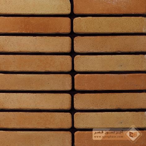آجر شیل پلاک آنتیک رندوم 310x70x27mm