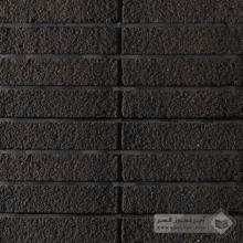 آجر نسوز پلاک رستیک مشکی 310x70x27mm