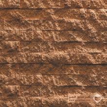 آجر نسوز پلاک صخره ای شاموتی 265x55mm