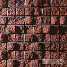 آجر نسوز پلاک صخره ای انگلیسی 70x70mm