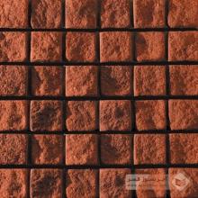 آجر نسوز پلاک صخره ای انگلیسی 100x100mm