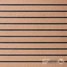 آجر شیل پلاک رستیک گلبهی روشن 600x50x27mm