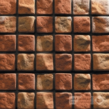 آجر شیل پلاک صخره ای رندوم 100x100mm