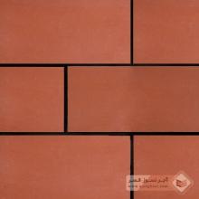 آجر شیل پلاک ساده پرتغالی 400x200x25mm