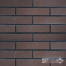 آجر شیل پلاک ساده قهوه ای 310x70x25mm